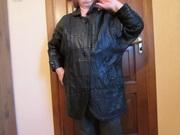 Куртка кожаная Германия