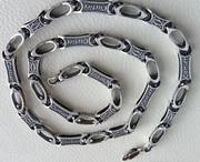 Брендовая цепочка Cartier !