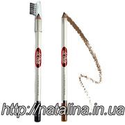 La rosa LP100 Карандаш для бровей водостойкий с щеточкой