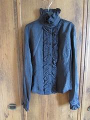 Блузка Spring  черная