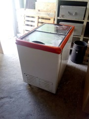 Морозильная камера с не работающим компрессором