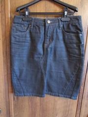 Юбка джинсовая BY MONTON  (Эстония)