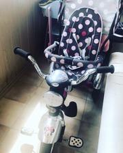 Детский 3-х колёсный велосипед,  Днепр(Победа)