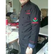 Нашивки,  шевроны на униформу для персонала