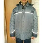 Пошив зимних курток и жилетов для рабочих