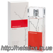 Armand Basi In Red Туалетная вода 100ml