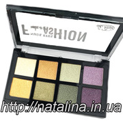 La rosa Nude Eyes Fashion Art Make-up Палетка Теней для век 8 цветов