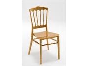 Банкетные стулья оптом  Наполеон,  Чиавари,  золотой с мягкой подушкой