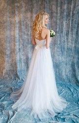 Свадебное платье  из сказки