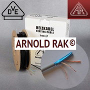 Двужильный нагревательный кабель Arnold Rak.
