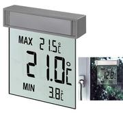 Электронные термометры для дома,  уличные термогигрометры Германия