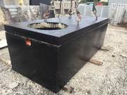 Выгребная яма бетонная
