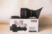 Видоискатель KAMERAR QV-1 для DSLR камер CANON,  Nikon,  Sony,  Olympus
