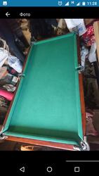 Продаю бильярдный стол