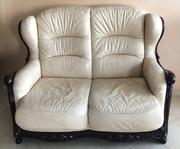 Мягкая мебель кожа