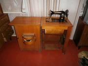 Продается швейная машинка с ножным приводом