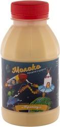 Молоко сгущенное со вкусом ТИРАМИСУ пэт/бут.370 гр,  экспорт