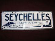 номер Сейшельских островов