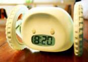 Подарок на День Рождения - будильник на колесах Догони меня. Днепропетровск