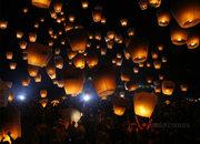 Небесные фонарики китайские в Днепропетровске.