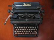 Печатная машинка  Ideal