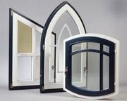 Деревянные окна,  двери и ставни
